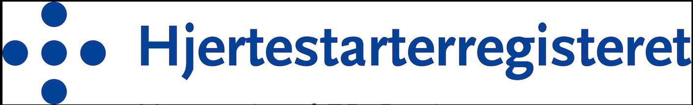 logo til Hjertestarterregisteret