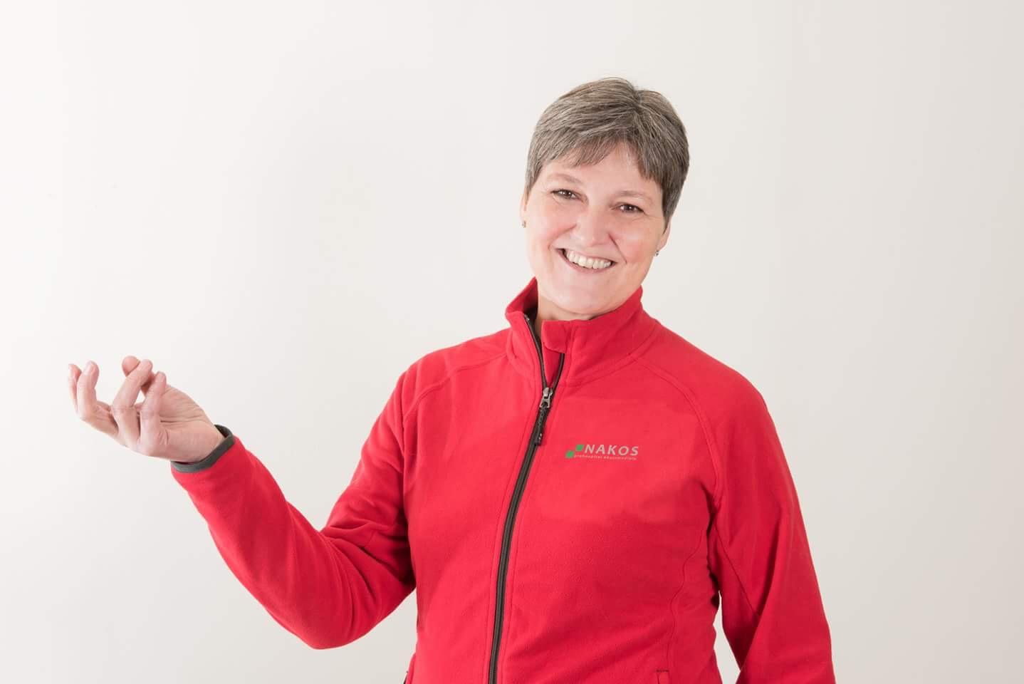 Prosjektleder Siw Lilly Osmundsen